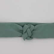 Tricot haarband minty braid