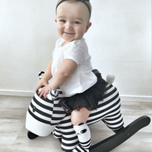 happy customer - Zwarte mini dreumes tutu