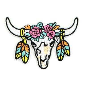 Strijkapplicatie buffalo