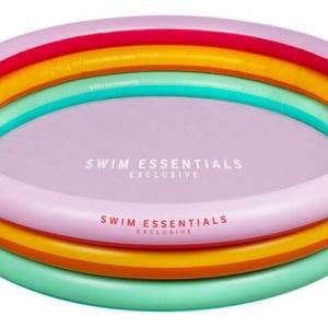 Kinder zwembad regenboog